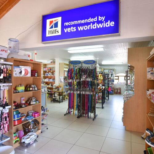 Vet Shop